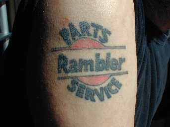 Rambler Tattoo