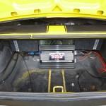 new amp rack installed