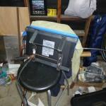 new, better amp rack