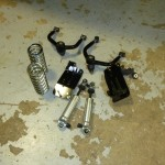 remaining IFS parts