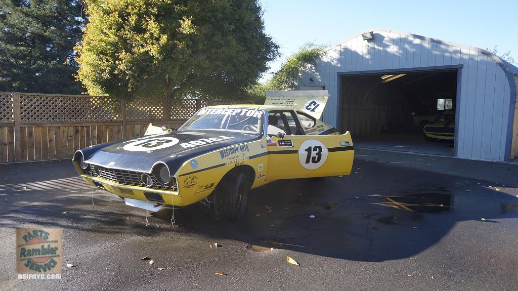 1974 AMC Matador road race car